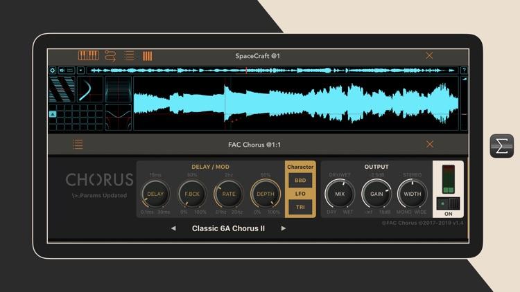 FAC Chorus screenshot-3
