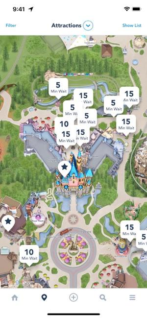 Disneyland® on the App Store on