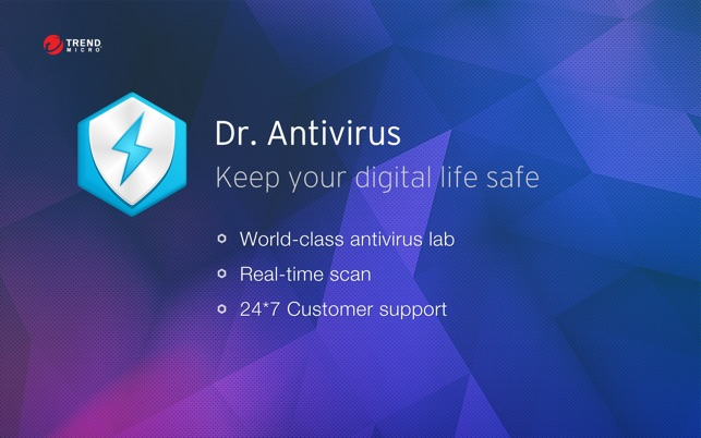 Dr  Antivirus: Clean Malware on the Mac App Store