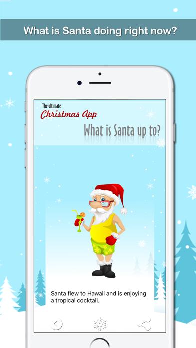 Christmas App 2020 Screenshot