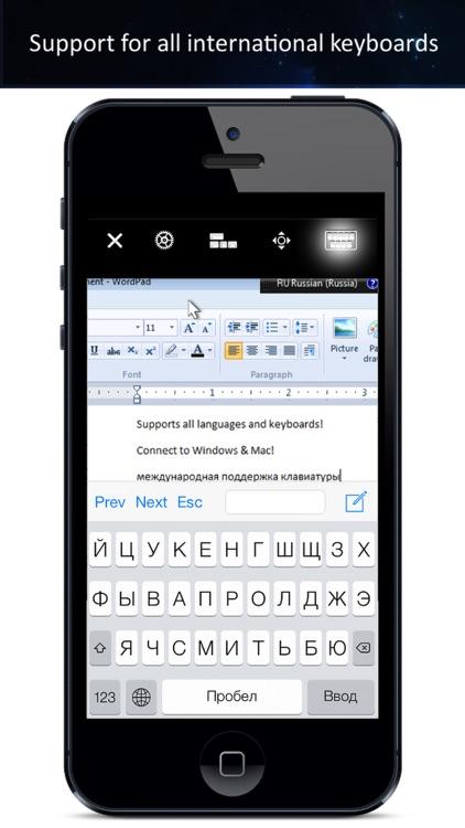 iTeleport Remote Desktop screenshot-4