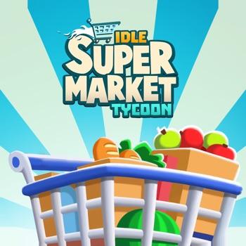 Idle Supermarket Tycoon-Winkel