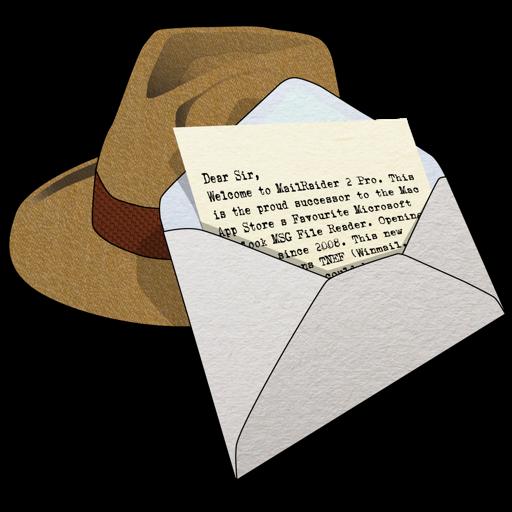 邮件工具 MailRaider Pro for Mac
