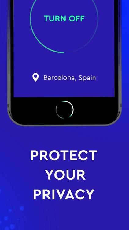 Nano VPN: Fast Proxy Unlimited screenshot-4