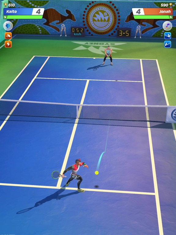 Tennis Clash:Game of Champions screenshot 6