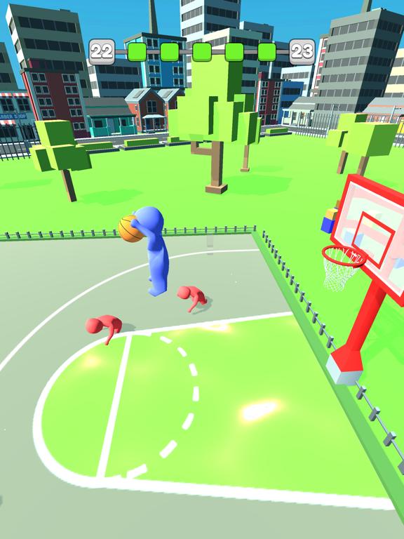 Basket Dunk 3D screenshot 7