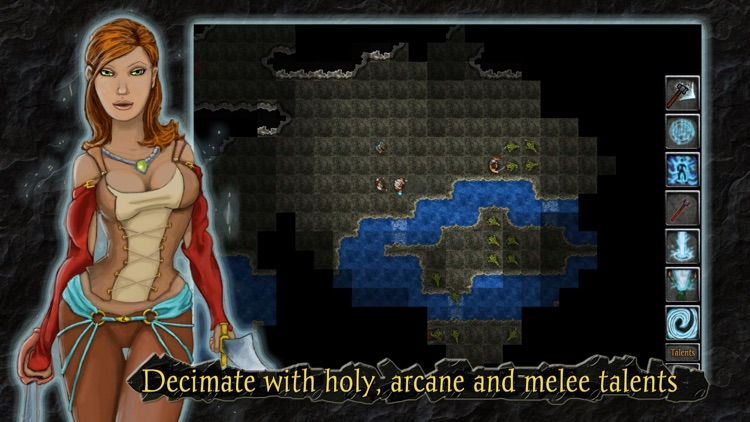 Heroes of Steel RPG Elite screenshot-2
