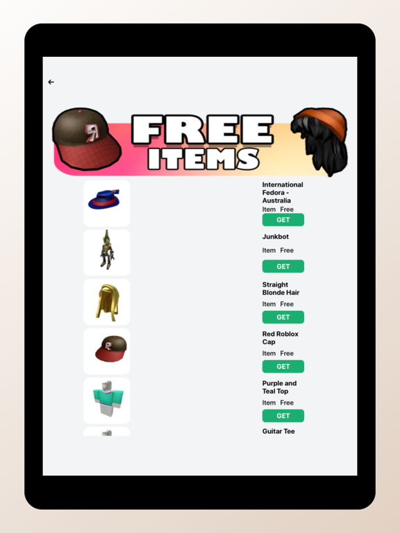 Free Skin For Roblox