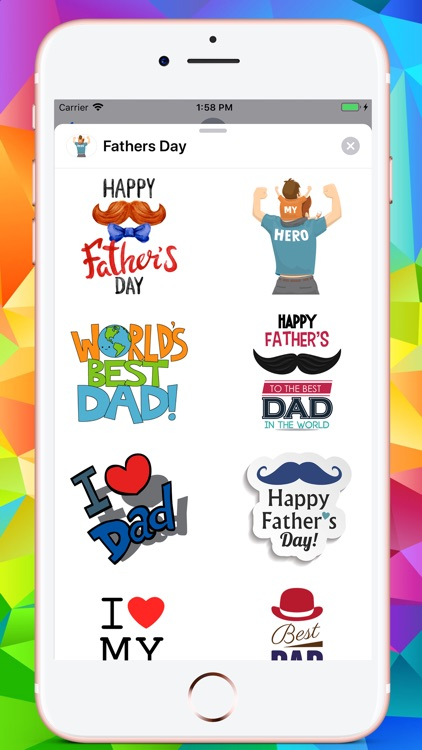 Happy Fathers Day Celebrations
