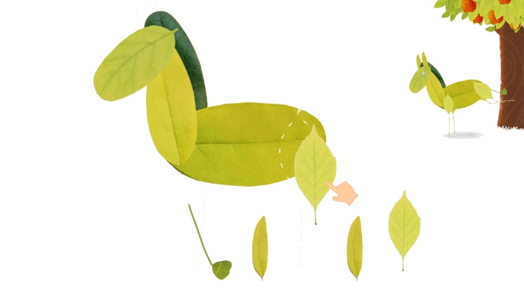 Leaves(Full):Art Game for Kids screenshot-3