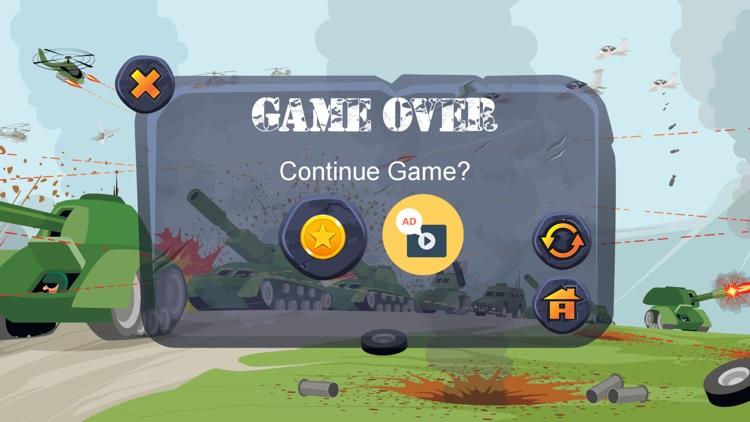 Tank Battle 2016 - Tank Combat screenshot-4