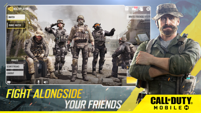 Screenshot from Call of Duty®: Mobile