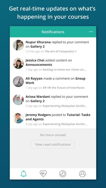 OpenLearning screenshot-3