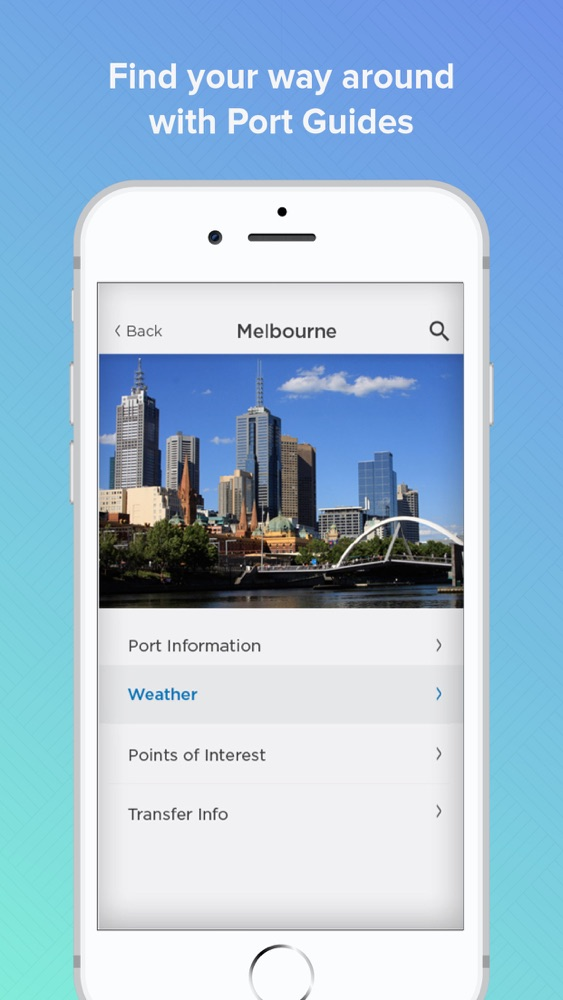 MyRCL • Royal Caribbean Cruise App for iPhone - Free Download MyRCL