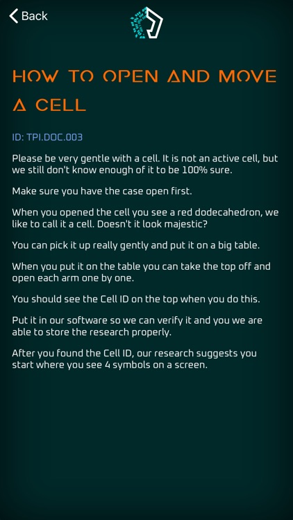 Escape Game The Cell screenshot-4