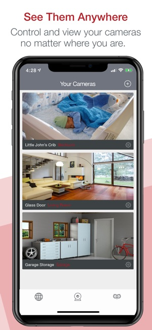 Foscam Camera Viewer by OWLR on the App Store