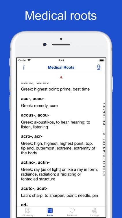 Medical Terminology Etymology screenshot-5