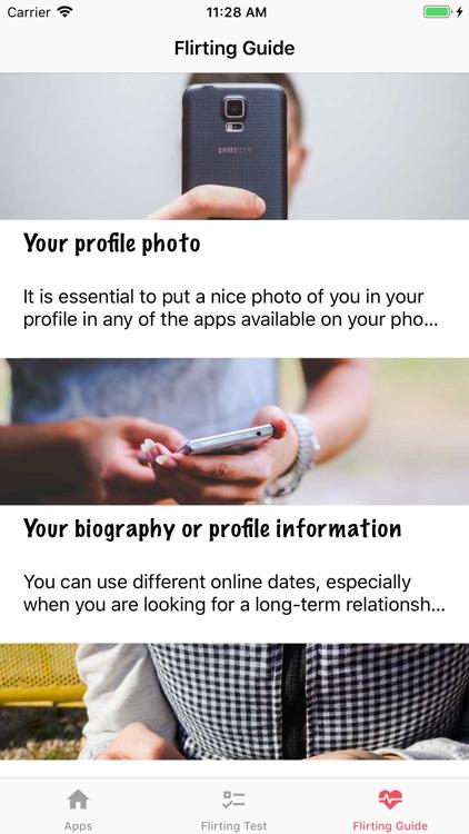 Dating apps, Flirt & Chat screenshot-4