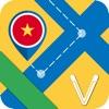 VMap - Bản đồ số Việt Nam