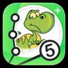 Points à relier - Dinosaures + - Kedronic UAB