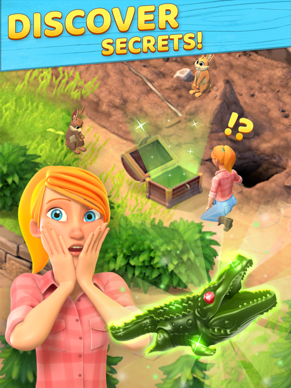 Wild Life: Puzzle Story screenshot 15