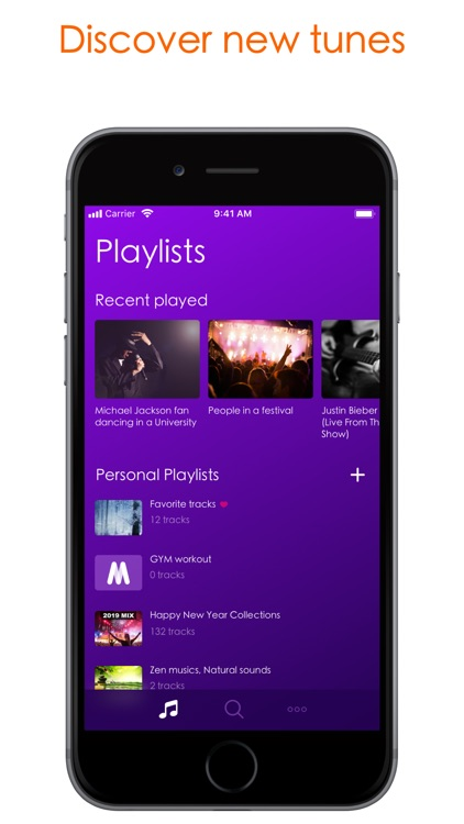 Music Pro - Music and podcasts screenshot-4