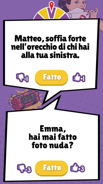 Screenshot of Obbligo o Verità? Gioco hot3