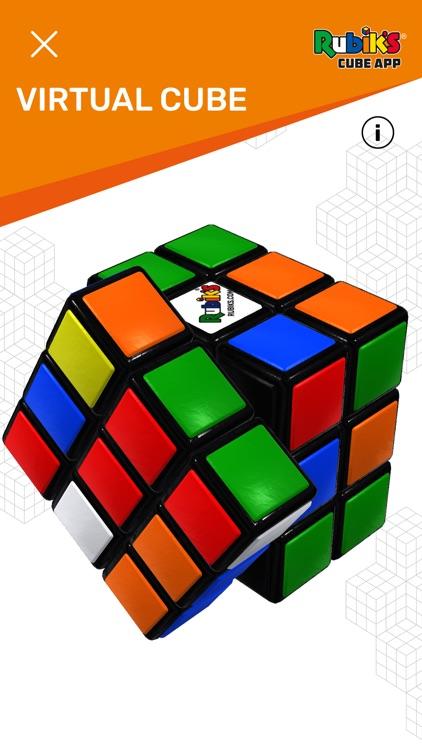 Rubik's Official Cube screenshot-7