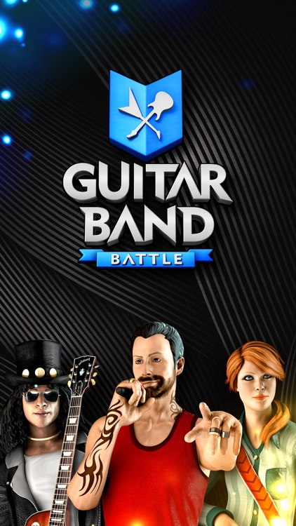 Guitar Band - Battle Hero screenshot-4