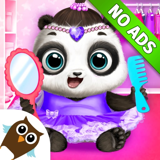 Panda Lu Baby Bear City No Ads