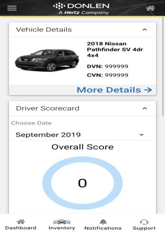 Screenshot of DonlenDriver