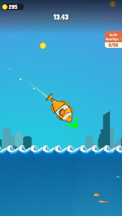 Submarine Jump! screenshot-4