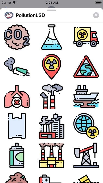 PollutionLSD