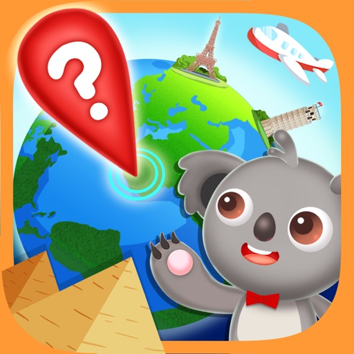 Preschool Geography Countries