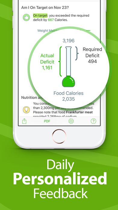 Calorie Counter by MyNetDiary Screenshot 5