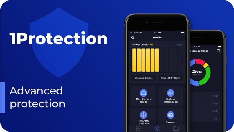 1Protection: utilities & vault by One Protection Ltd