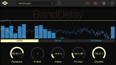 BandDelay