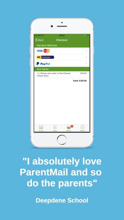 ParentMail (PMX) screenshot-4