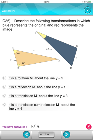 US 8th Geometry - náhled