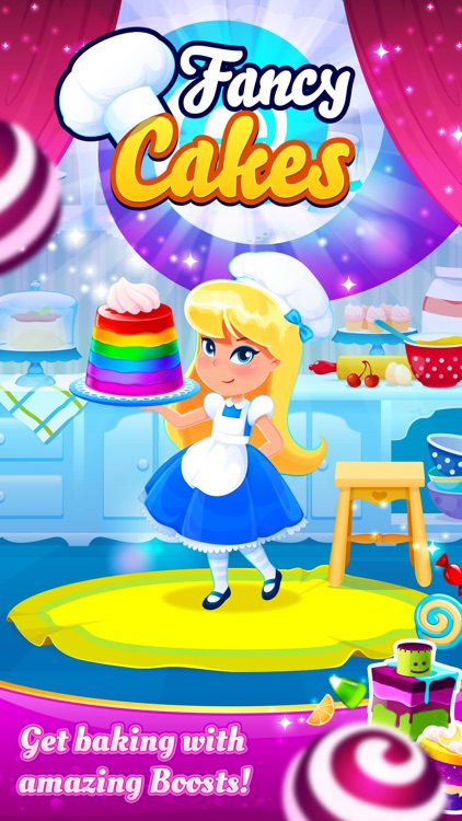 Fancy Cakes: Merge Adventure screenshot-4