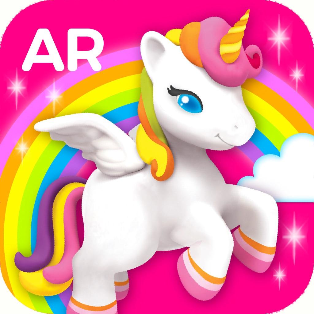 AR Unicorn hack