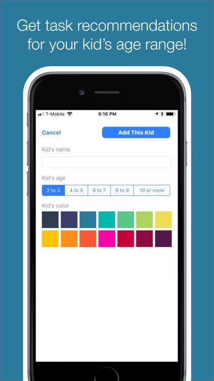 punti+ chores tasks & rewards screenshot-3