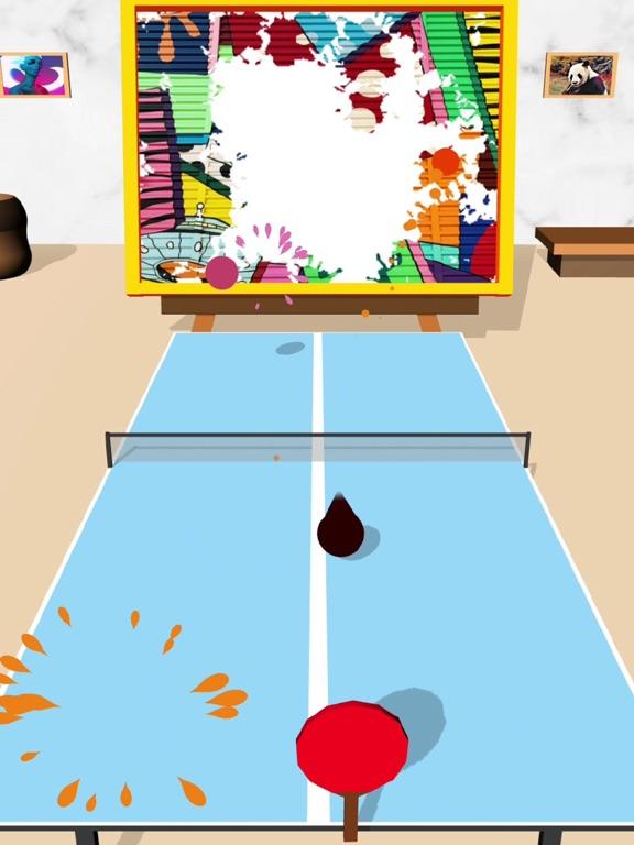 Paint Pong EDM screenshot 9