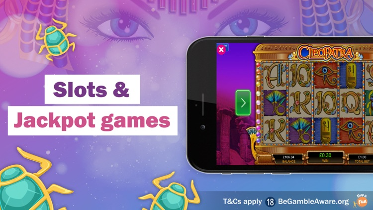 Mecca Bingo Online Slots Games screenshot-5