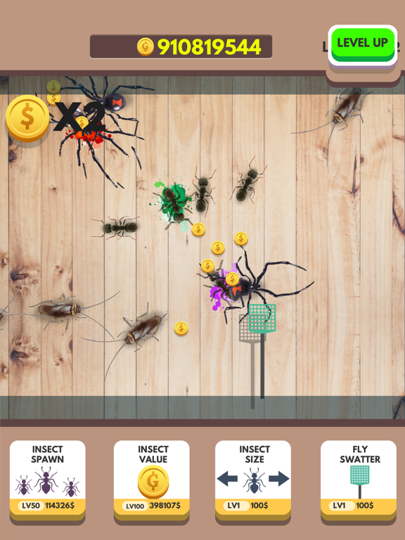 Ant Smasher Idle screenshot 10