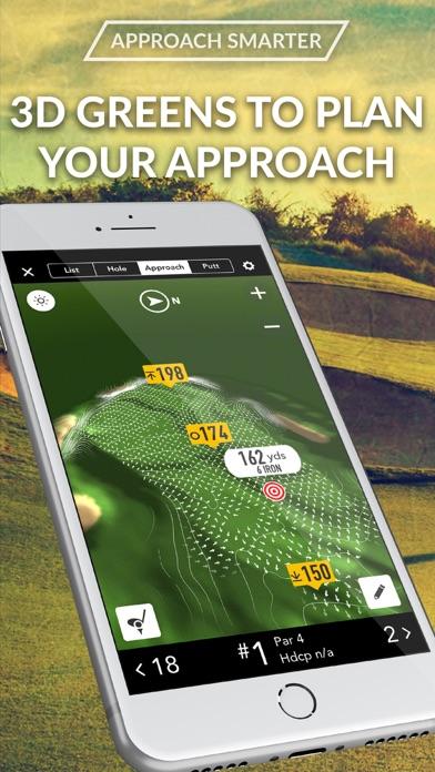 GolfLogix GPS + Putt Line