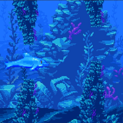 Dolphin 2D:Sea Under Sky Light