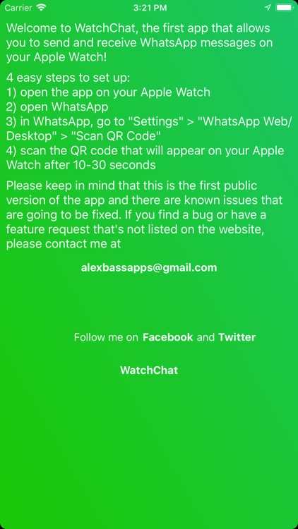 WatchChat 2: for WhatsApp