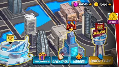 Robot Superhero: Boxing Games screenshot 1