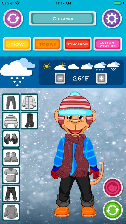 Weather & What to Wear Today screenshot-4